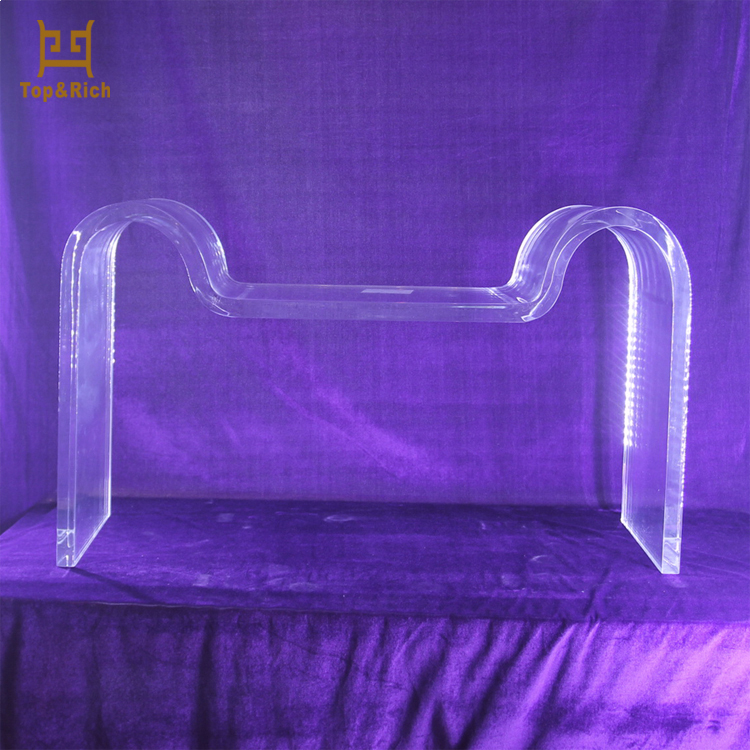 New Design Lucite Import Chairs Acrylic Stool Acrylic Salon Chair