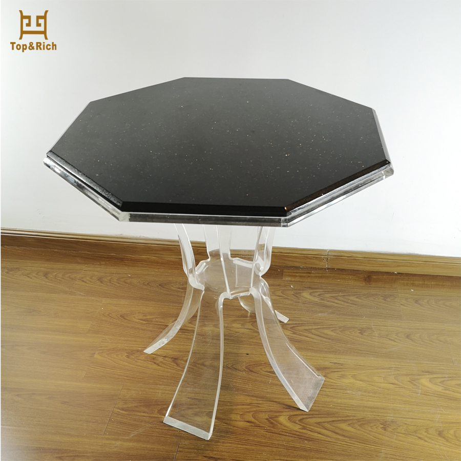 China Factory Price Custom Design Modern Lucite Acrylic Furniture