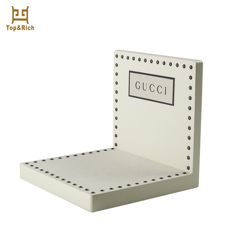 Customize Countertop Storage Hot Sale High Quality Perfume Shop Fittings Display Rack